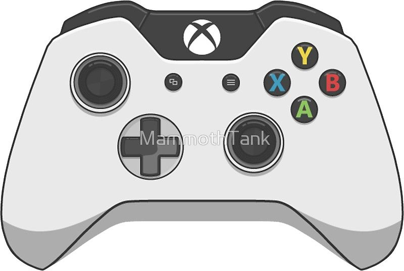 800x537 Xbox One Controller Vector Superflat Art Xbox And