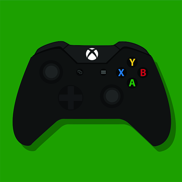 600x600 Images Of Xbox One Vector
