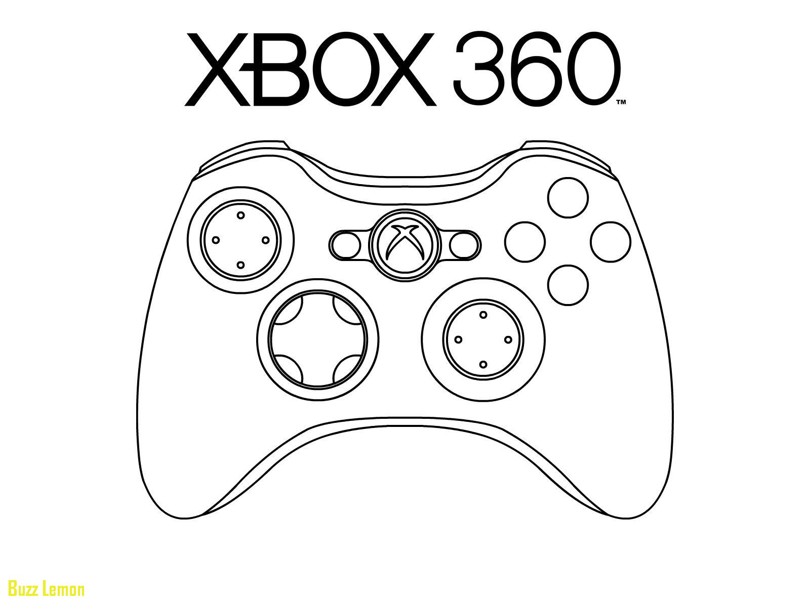 1600x1200 Xbox Controller Coloring Pages 2814988