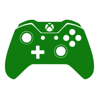 400x400 Xbox One Controller Vector By Blckpantha