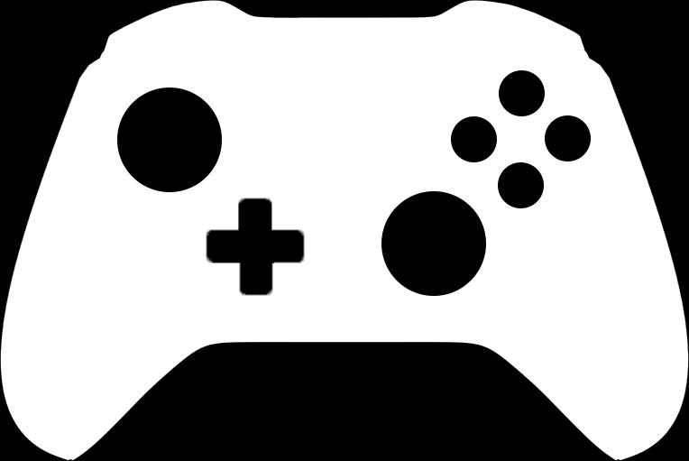 764x511 Free Xbox One Controller Silhouette Vector Psd