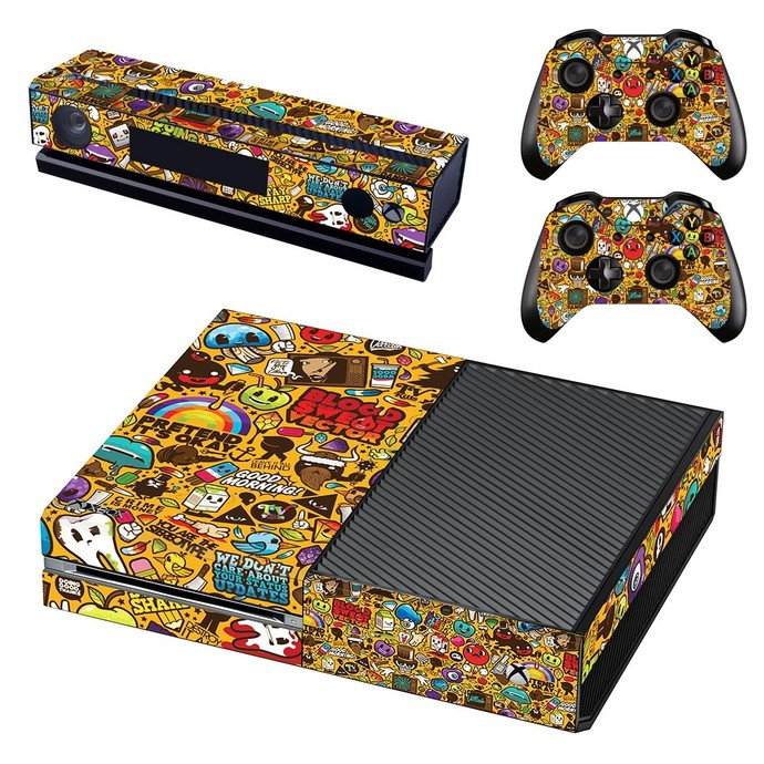 690x690 Blood Sweet Vector Decal For Xbox By Video Games Design Decal