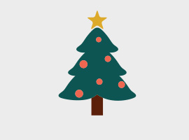 270x200 Free Christmas Vector Graphics