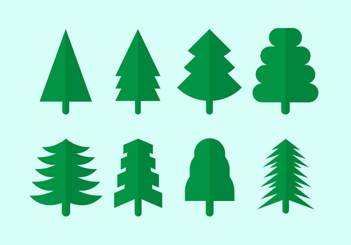 700x490 Christmas Tree Vector