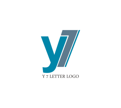 389x346 Y 7 Letter Logo Design Download Alphabet Logos Vector Logos Free