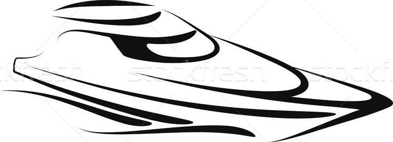 800x290 Yacht Stock Vectors, Illustrations And Cliparts Stockfresh