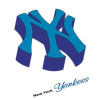 200x200 Ny Yankees , Download Ny Yankees Vector Logos, Brand Logo