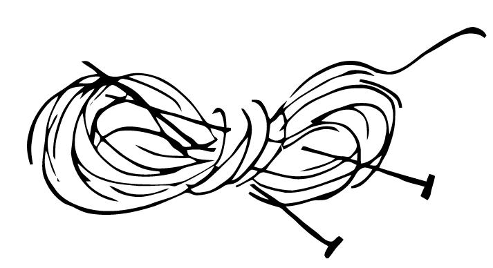 713x388 Free Png Knitting Needles And Yarn Transparent Knitting Needles