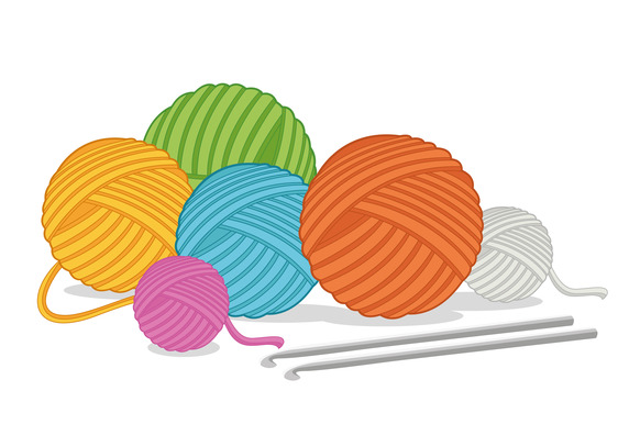 572x407 Ball Of Yarn Vector Free Vector Download In .ai, .eps, .svg Format