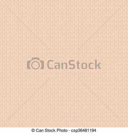 450x470 Seamless Pattern Of Knitted Yarn. Vector Illustration.