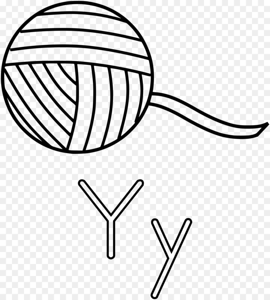 900x1000 Wool Gomitolo Yarn Clip Art