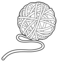 227x240 Ball Of Yarn Photos, Royalty Free Images, Graphics, Vectors