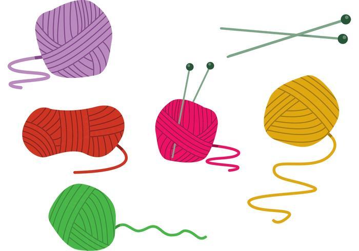 700x490 Cartoon Ball Of Yarn Vectors