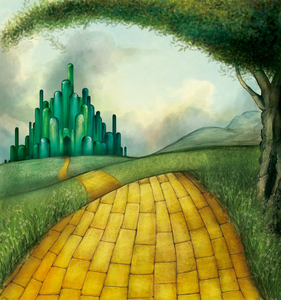 281x300 Free Yellowbrick Road Clipart Free Images