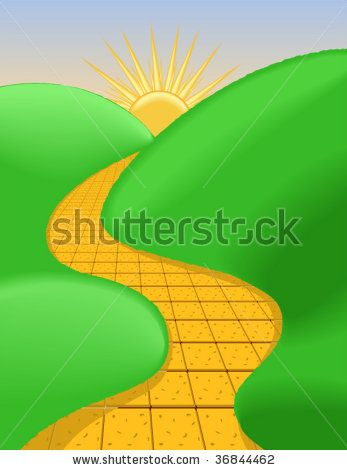347x470 Image Detail For Sunny Brick Road