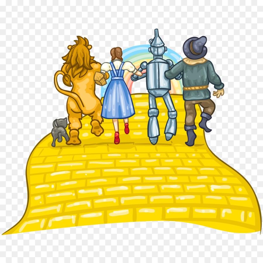 900x900 Scarecrow Cowardly Lion Tin Woodman Youtube Yellow Brick Road