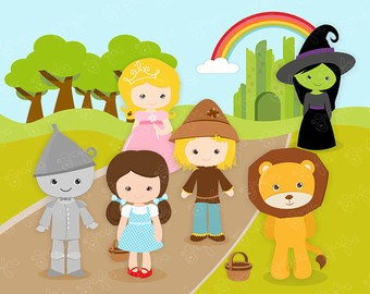 340x270 Wizard Of Oz Clipart Yellow Brick Road