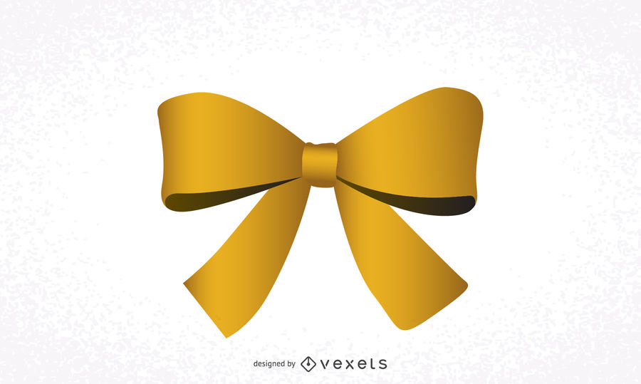 900x539 Yellow Ribbon Bow