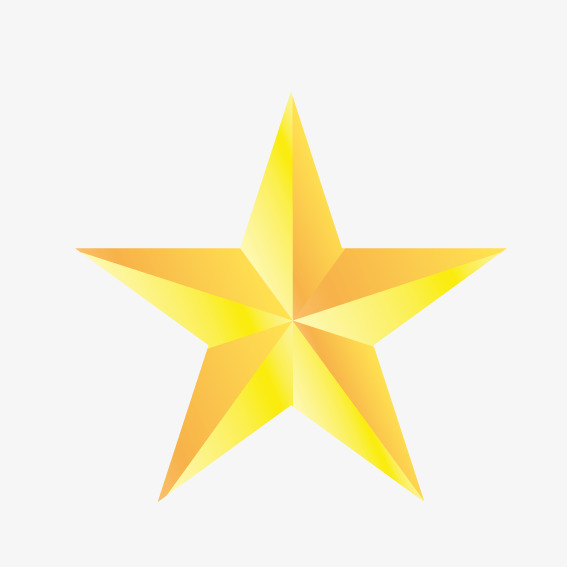 567x567 Yellow Star, Star Clipart, Vector, Five Pointed Star Png And
