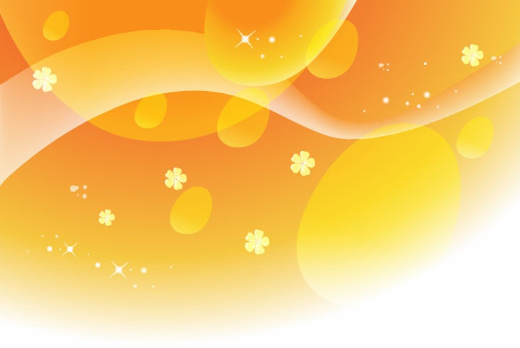 729x489 Vector Abstract Yellow Background Free Vector Eps10