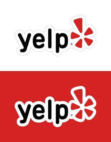 383x490 Yelp Logo Vector
