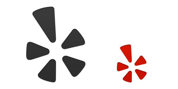 600x300 Yelp Logo Vector Psd Psd Icons