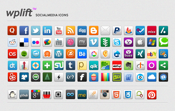 603x382 Free Download. Includes , Google , Instagram, And Yelp. I