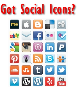 260x293 Free Social Media Icons In Png Format The Ink Blog