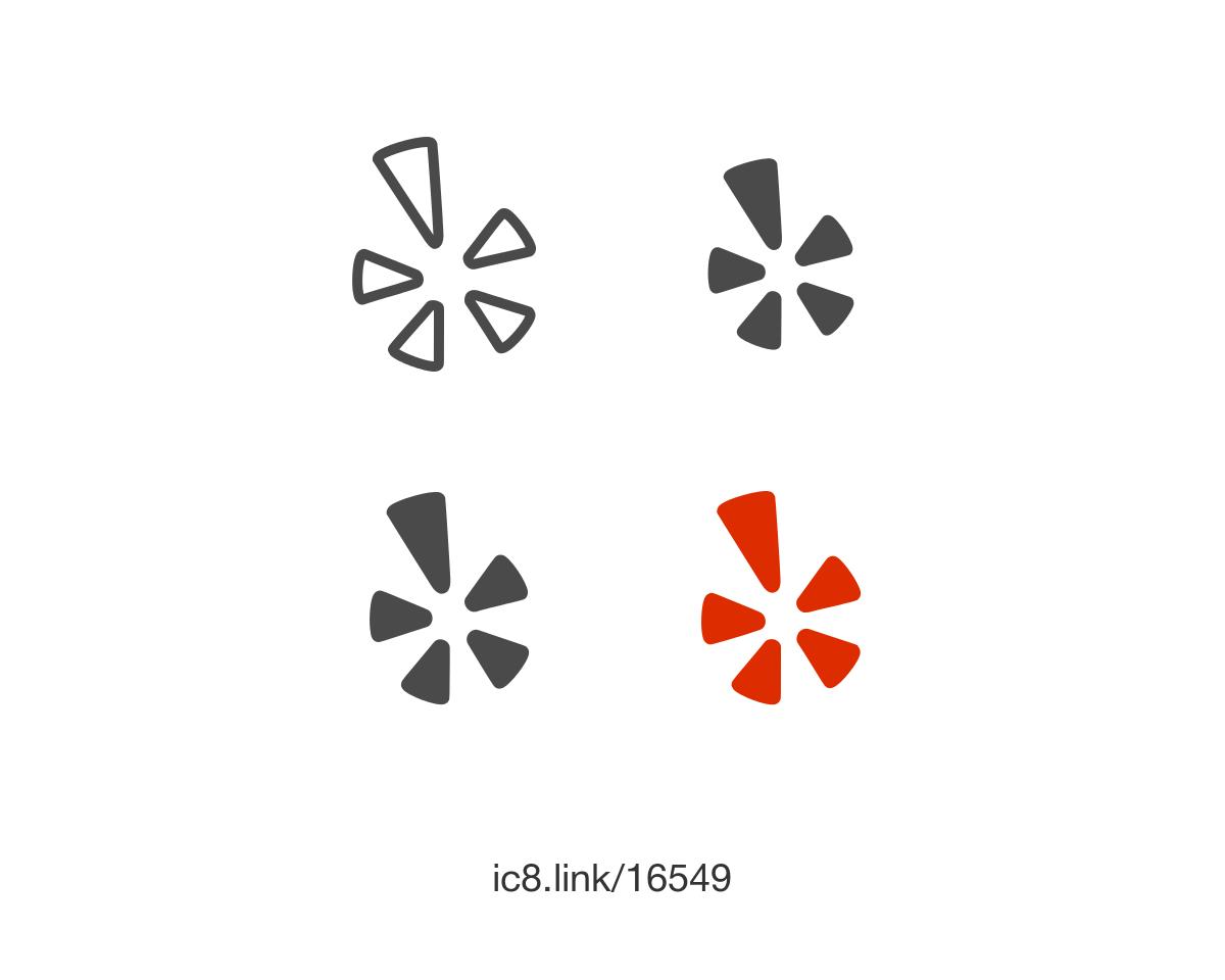 1200x960 Yelp Icon