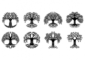 285x200 Celtic Tree Vector Free Vector Graphic Art Free Download (Found