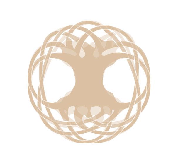 607x560 Vector Yggdrasil By Mjolnir Design Studio