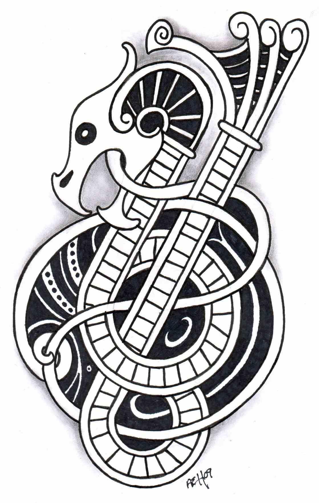 1119x1760 Viking Symbol Tattoos Google Search Vector Ornament