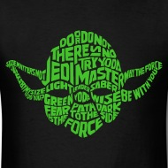 190x190 Cool Yoda Typography By Funny Vector Spreadshirt