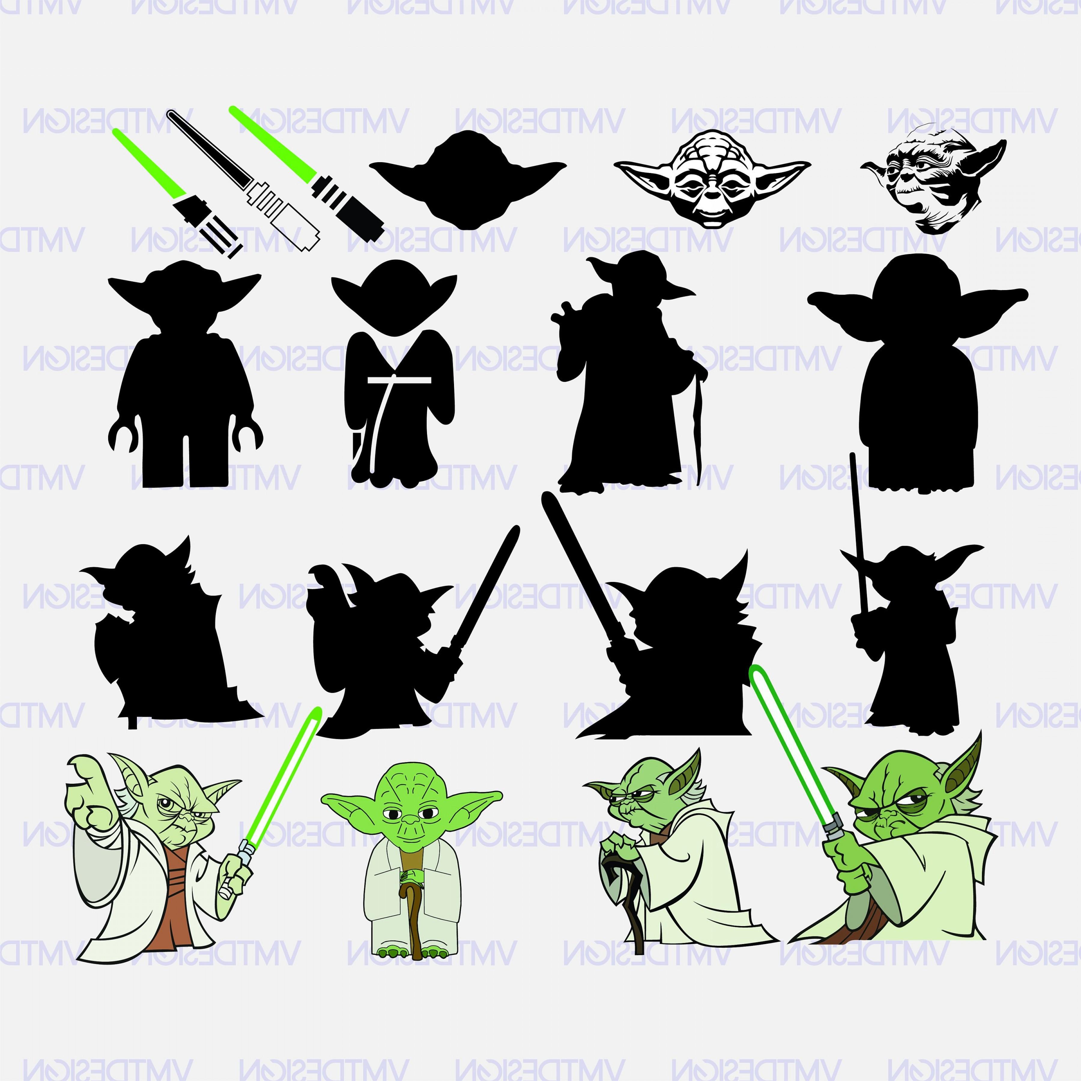 3600x3600 Yoda Svg Yoda Vector Yoda Clipart Yoda Geekchicpro