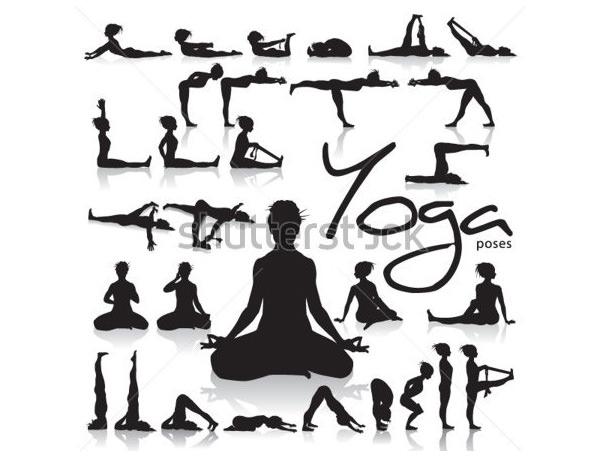 600x456 Best Premium Yoga Position Vectors For Download Free