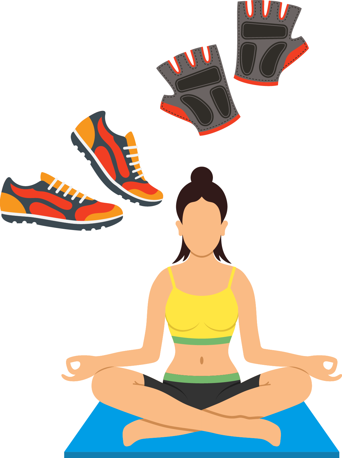 1155x1545 Meditation Yoga Clip Art