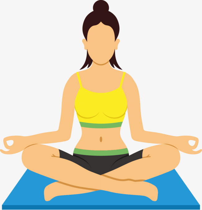 650x676 Yoga Vector, Lose Weight, Yoga, Work Out Png And Vector For Free