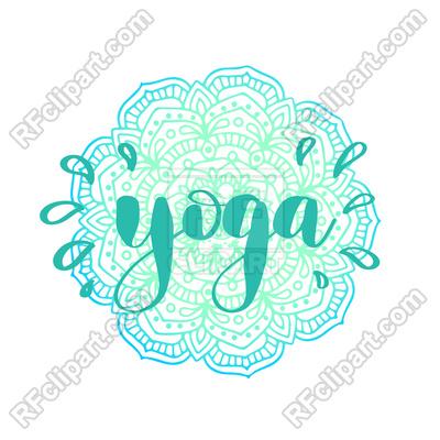 400x400 Yoga Vector Free