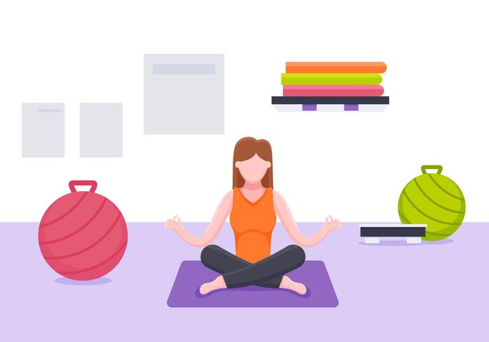 700x490 Yoga Vectors Free Vector Graphics Everypixel