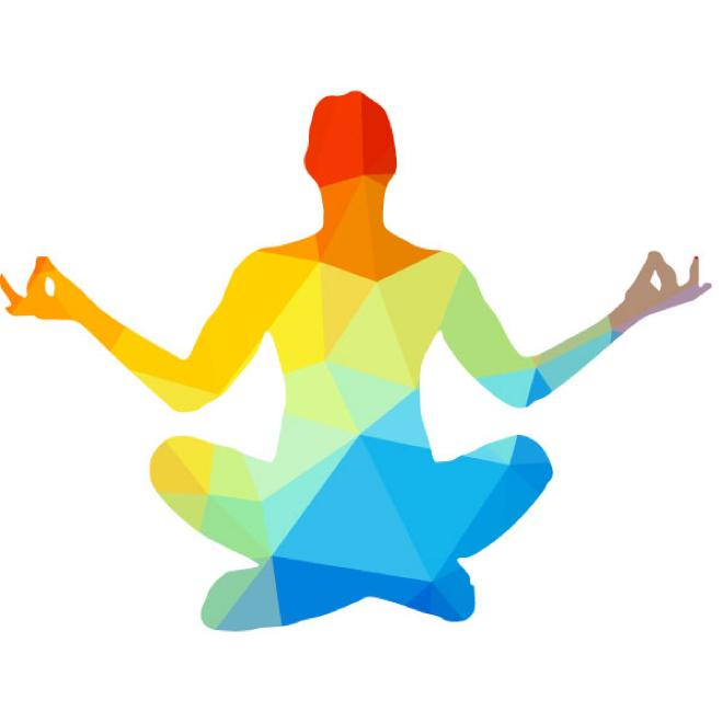 660x660 Yoga Position Vector Graphics