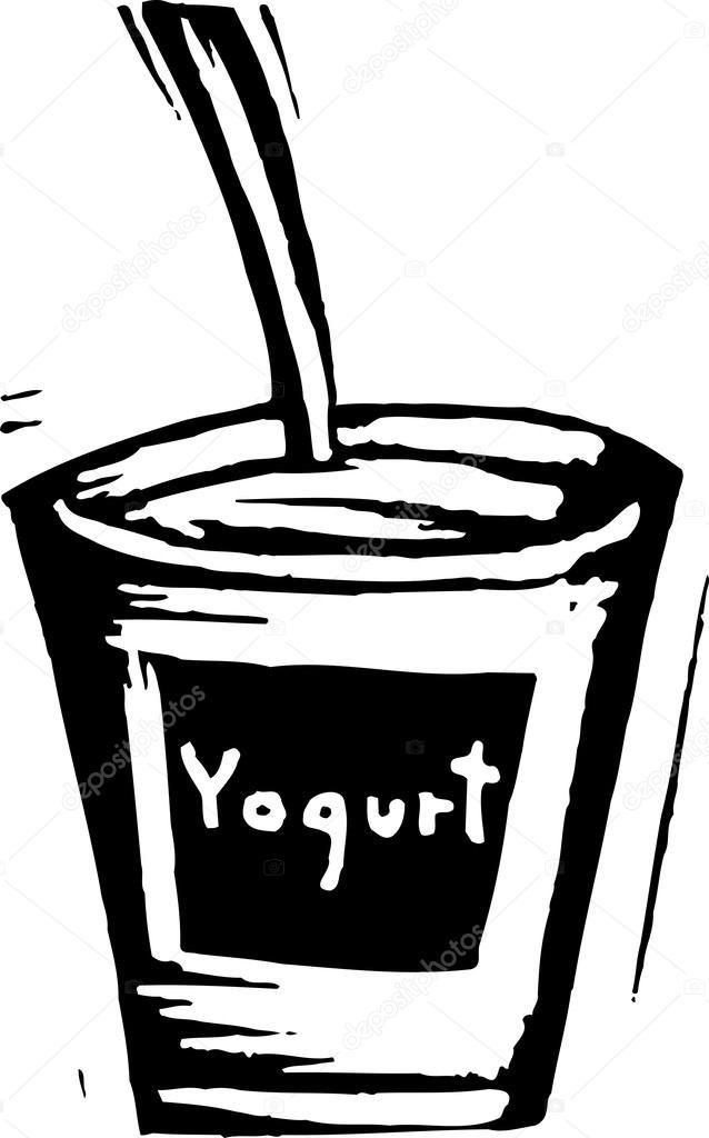 638x1024 Yogurt Clipart Vector ~ Frames ~ Illustrations ~ Hd Images ~ Photo