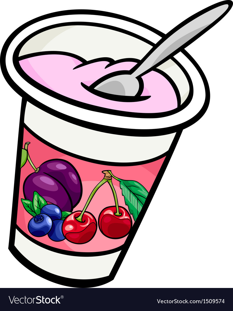 809x1080 Collection Of Free Deary Clipart Yoghurt. Download On Ubisafe