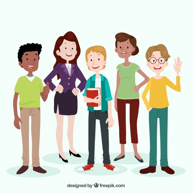 626x626 Young People Vectors, Photos And Psd Files Free Download