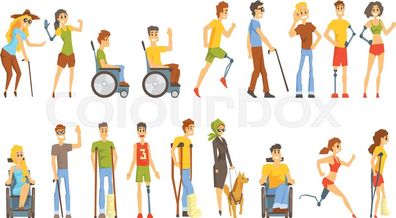 800x442 Young People With Permanent And Temporary Disabilities Overcoming
