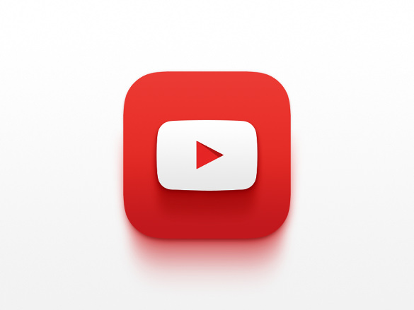 585x439 Youtube Icons Free Psd, Ai, Vector Eps Format Download Free