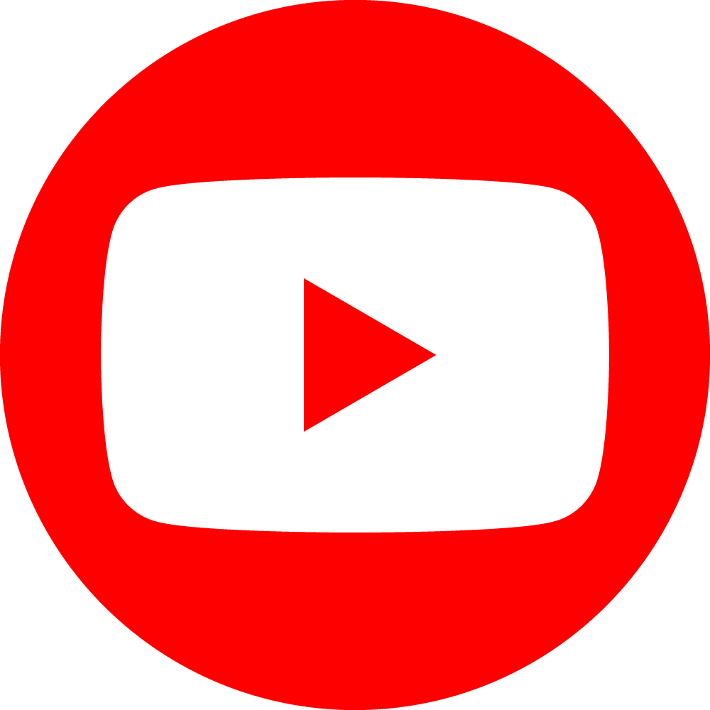 1000x1000 Youtube Red Circle