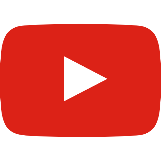 512x512 Logo Youtube, Flat, Youtube Icon Png And Vector For Free Download