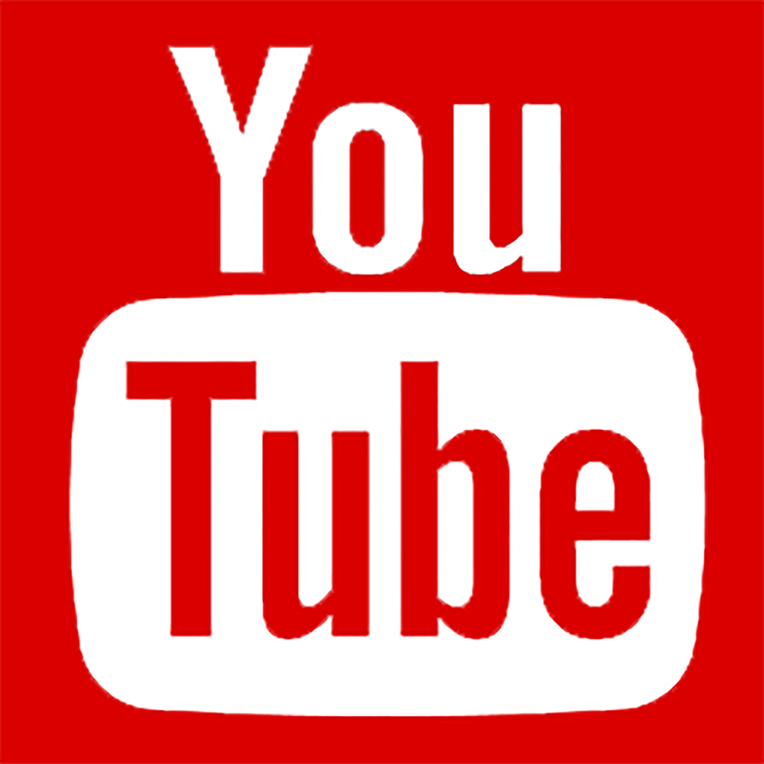 1500x1500 Youtube Logo, Png, Youtube Vectors, Yt Button [2018]