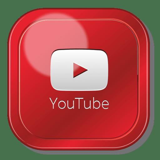 512x512 Youtube App Square Logo