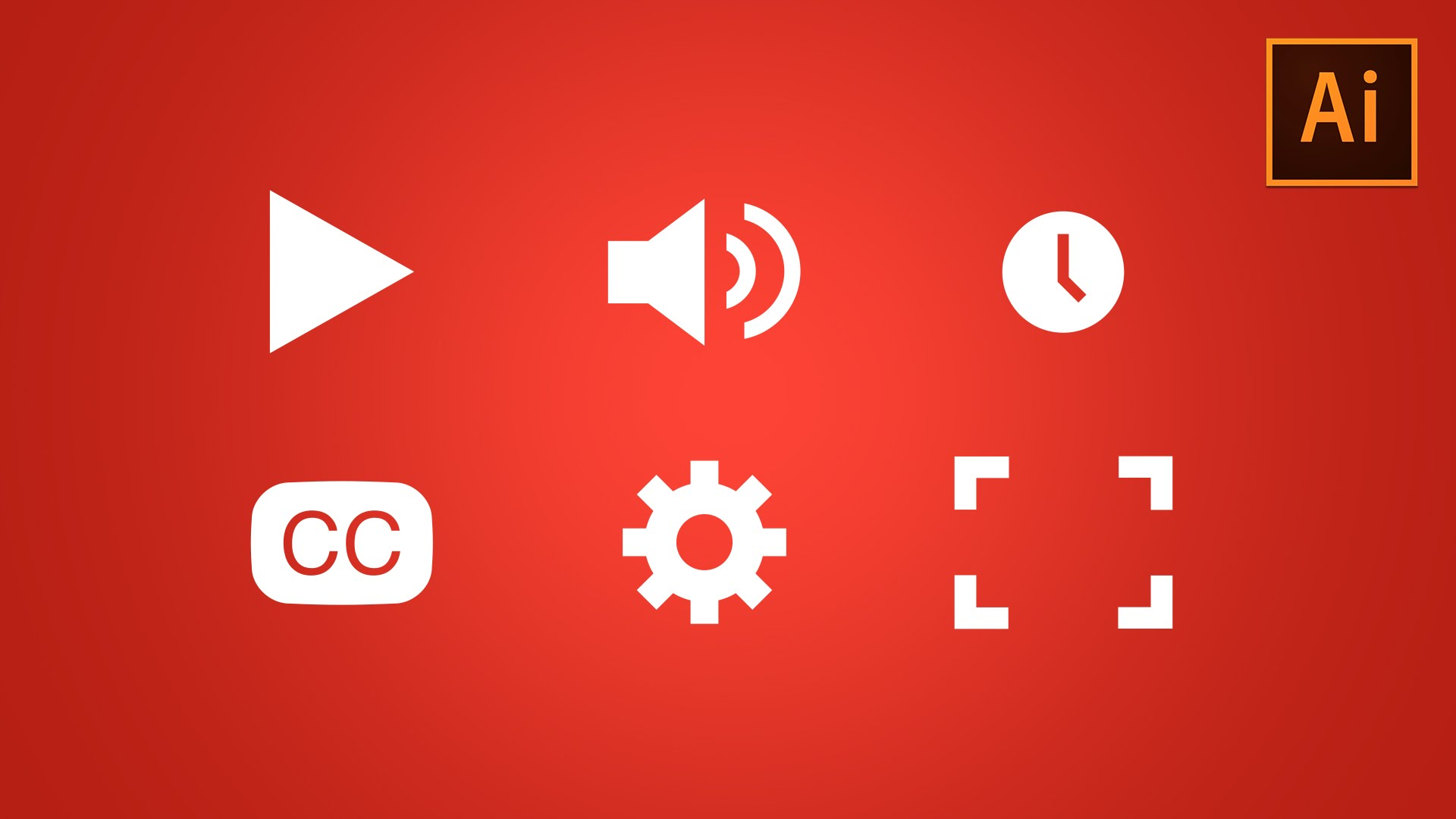 1920x1080 Free Youtube Vector Icon 176278 Download Youtube Vector Icon